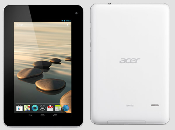 Acer Iconia B1-710 Features and Specs