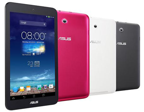 ASUS Memo Pad 8 Features and Specs