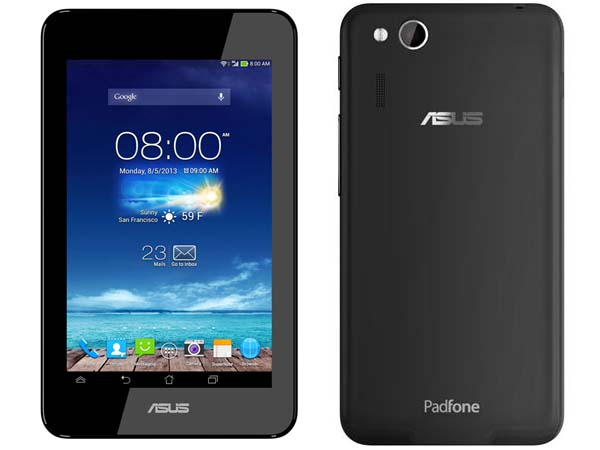 Asus PadFone Mini 4.3 Features and Specs