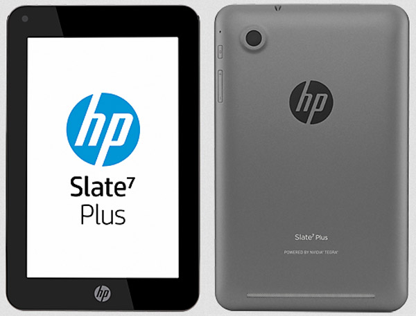 HP Slate 7 Plus Features and Specs