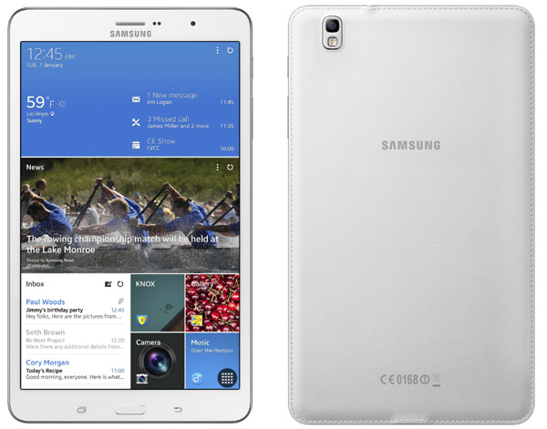 Samsung Galaxy Tab Pro 8.4 Features and Specs