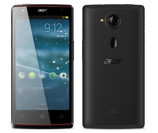 Acer Liquid E3 Features and Specifications