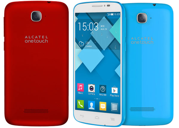 Alcatel One Touch Pop C7 Features and Specifications - THE SPECS