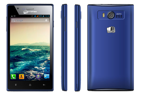 Micromax Bolt A075 Features and Specifications