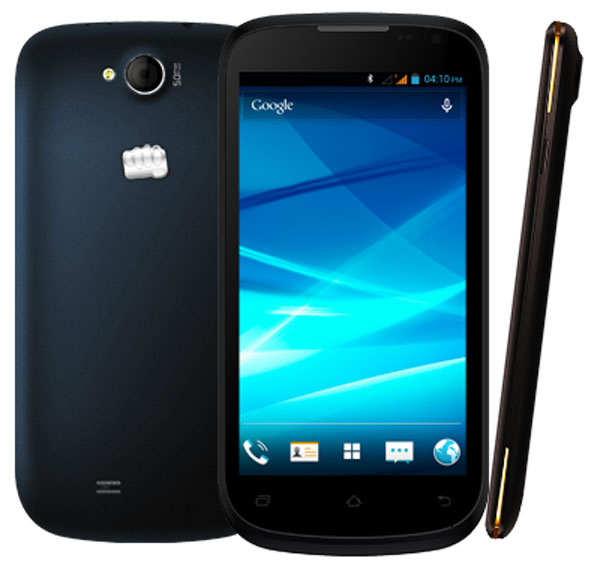 Micromax Canvas A93 Elanza Features and Specifications