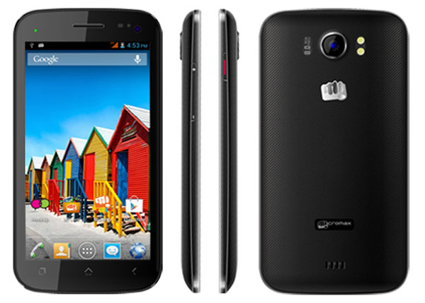 Micromax Canvas 2 Plus A110Q Features and Specifications