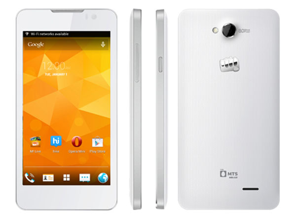 Micromax Canvas Blaze HD EG116 Features and Specifications