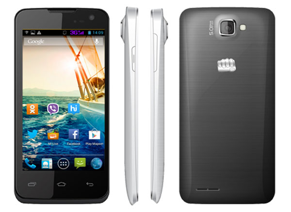 Micromax Canvas Social A94 Features and Specifications