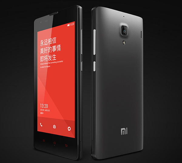 Xiaomi Hongmi 1S Features and Specifications