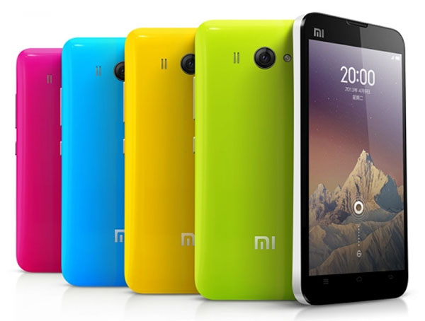 Xiaomi MI-2S Features and Specifications