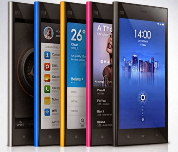 Xiaomi MI-3 Features and Specifications