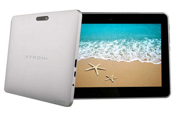Lava E-Tab Xtron+ Features and Specifications