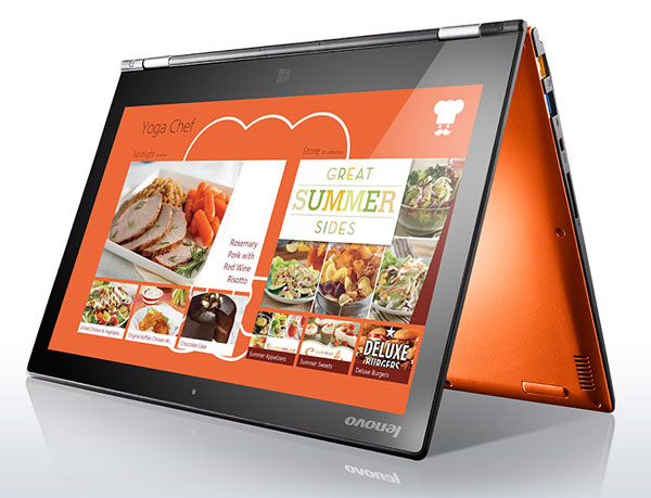 Lenovo Yoga 2 Pro Features and Specifications