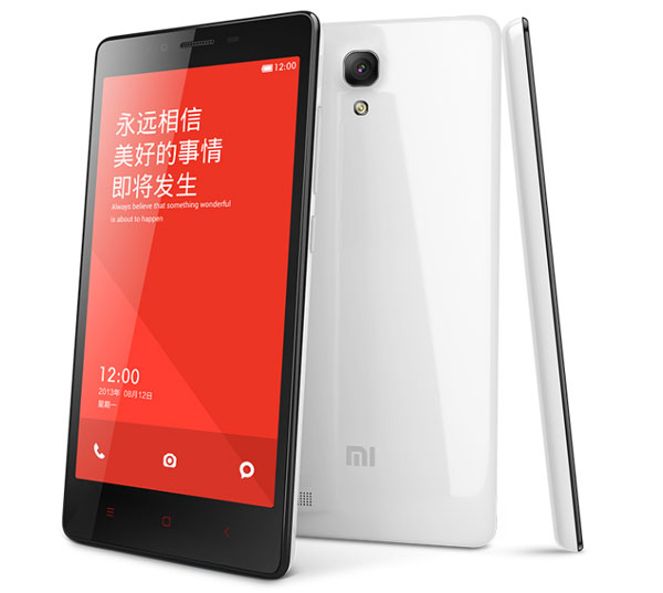 Xiaomi Red Rice Note Features and Specifications