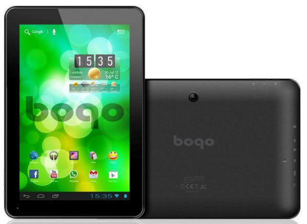 Bogo Lifestyle 10 QC Features and Specifications