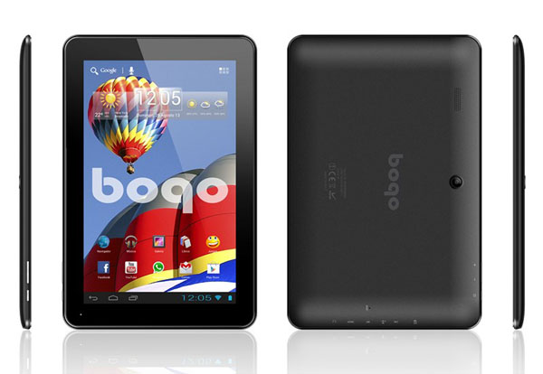 Bogo Friendly 10 DCI Features and Specifications
