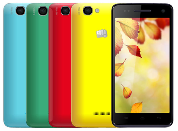 Micromax Canvas 2 Colors A120 Features and Specifications