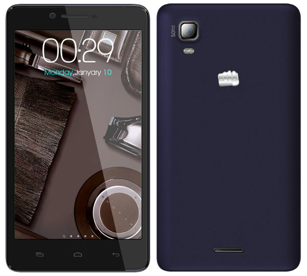 Micromax Canvas Doodle 3 A102 Features and Specifications