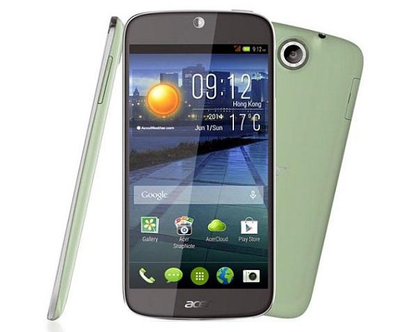 Acer Liquid Jade Features and Specifications