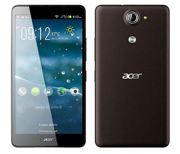 Acer Liquid X1 Features and Specifications