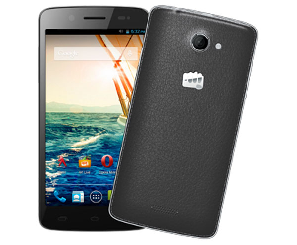 Micromax Canvas Elanza2 A121 Features and Specifications