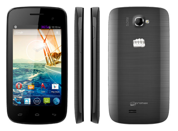 Micromax Canvas Engage A091 Features and Specifications