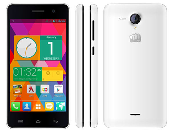 Micromax Unite 2 A106 Features and Specifications