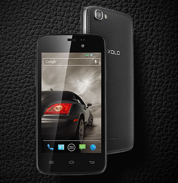 Xolo A500s Lite Launched With 4-inch Display and Leather Finish Back