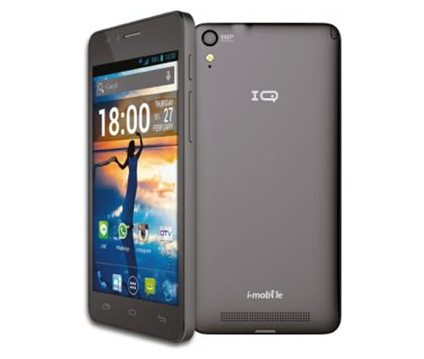 i-mobile IQ 5.8 DTV Features and Specifications