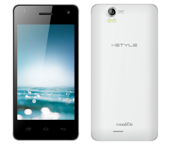 i-mobile istyle 7.7 DTV Features and Specifications