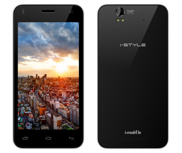 i-mobile istyle 7.8 DTV Features and Specifications