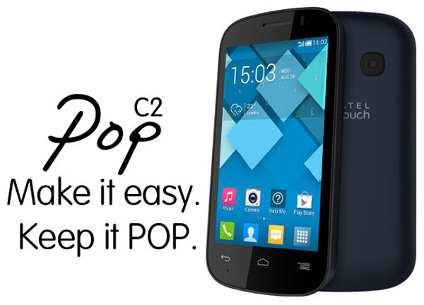 Alcatel One Touch Pop C2 Features and Specifications - THE SPECS