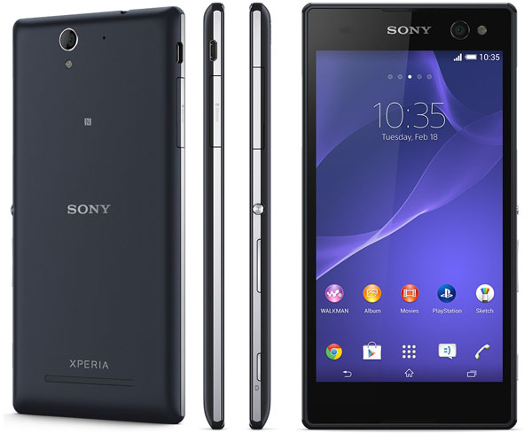 Sony Xperia C3 phone listed at $324 in China