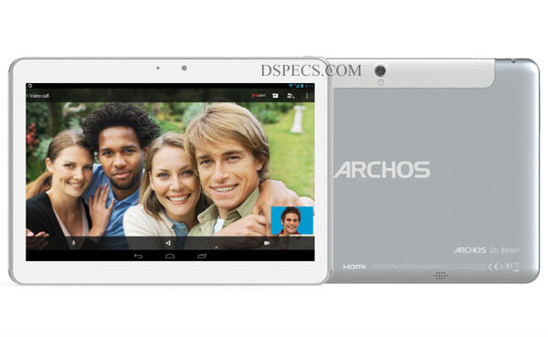 Archos 101 Xenon Features and Specifications