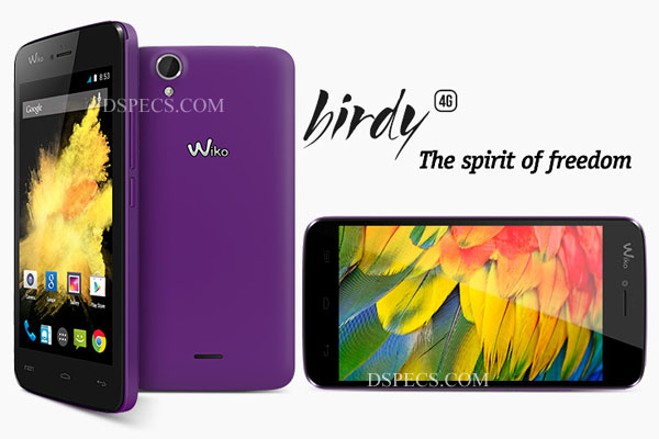 Image result for Wiko Birdy 4G