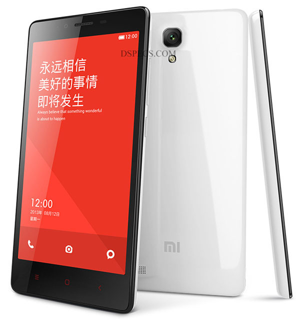 Xiaomi Redmi Note 4G Features and Specifications