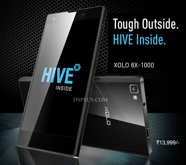 Xolo Play 8X-1000 Features and Specifications