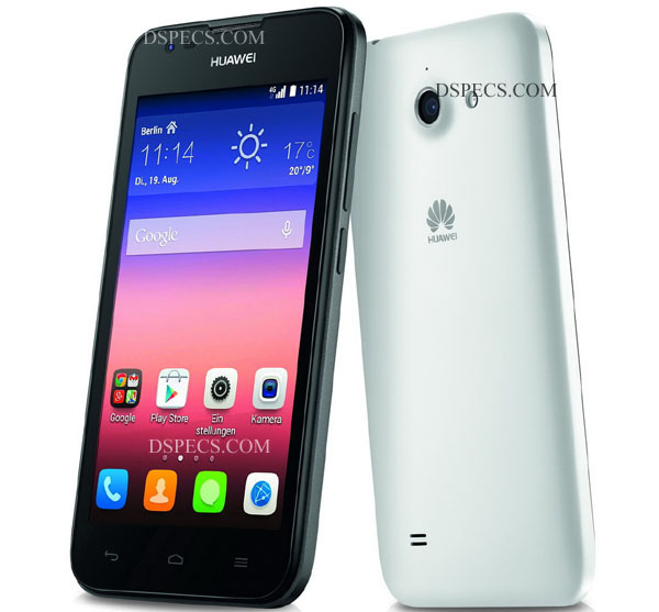 Huawei Ascend Y550 Features and Specifications