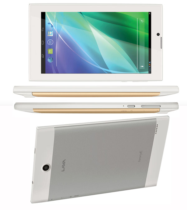 Lava Ivory E Features and Specifications