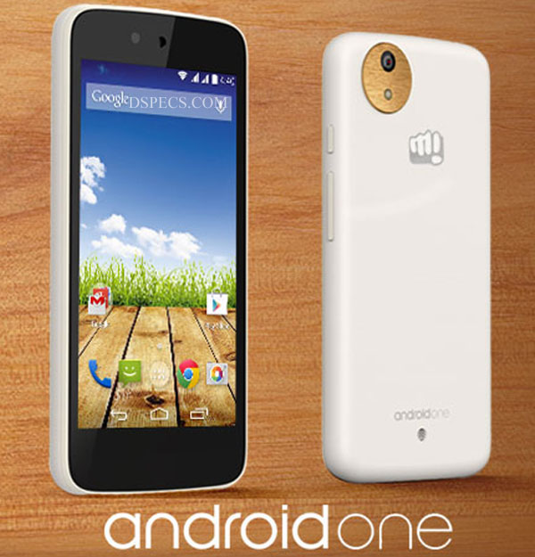 Micromax Canvas A1 AQ4501 Features And Specifications