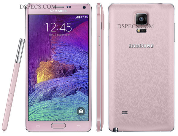Samsung Galaxy Note 4 Features and Specifications
