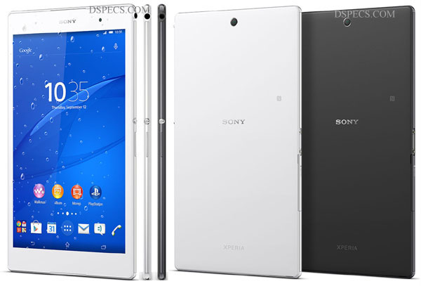Sony Xperia Z3 Tablet Compact Features and Specifications