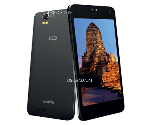 i-mobile i-Style 1.3 DTV Features and Specifications