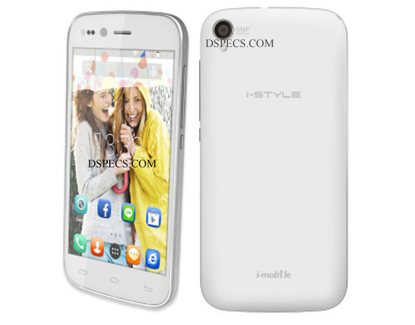 i-mobile i-Style 710 Features and Specifications