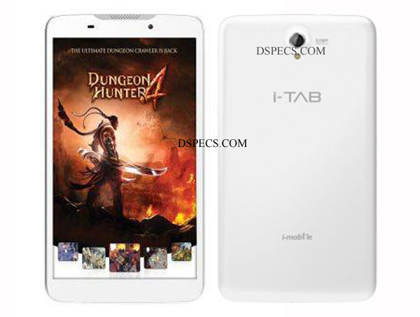 i-mobile i-Tab Fun Features and Specifications