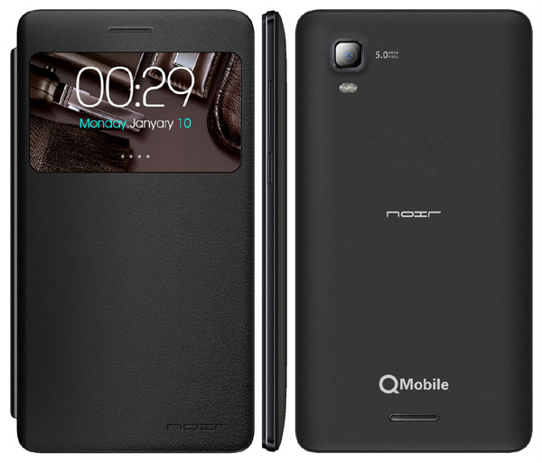 QMobile Noir A400 Features and Specifications - THE SPECS