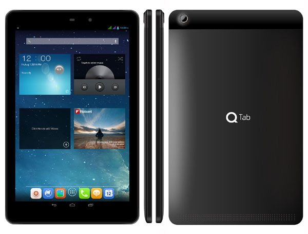 QMobile Q-Tab Q1100 Features and Specifications