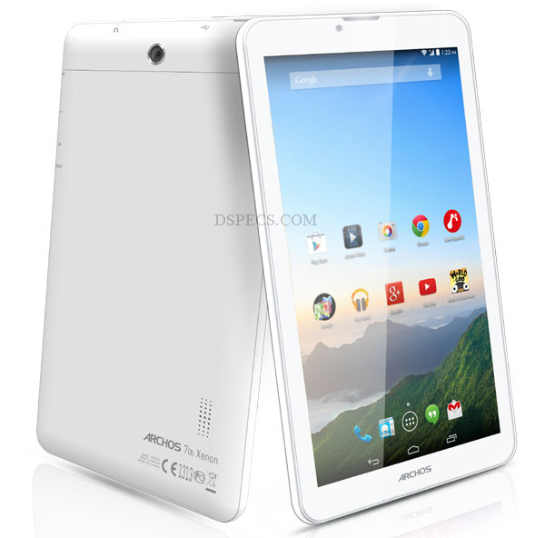 ARCHOS 70b Xenon Features and Specifications