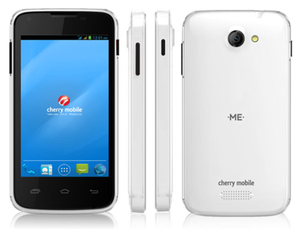 Cherry Mobile Me Features and Specifications