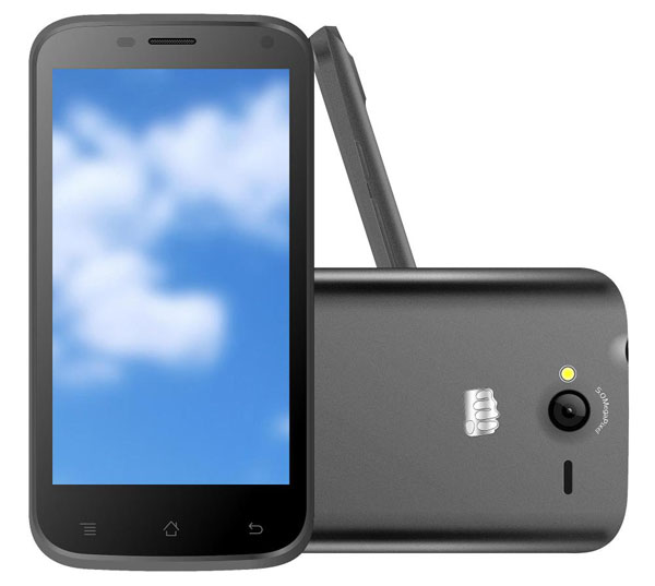 Micromax Canvas A82 Features and Specifications